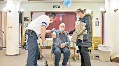 以色列開放60歲以上打第3針 - 東方日報