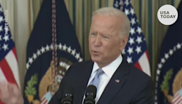 Biden promises consequences for border patrol agents' treatment of Haitian migrants