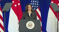 China continues to 'coerce' in South China Sea: Harris