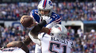 NFL Week 8 picks: Latest spread, expert predictions for Patriots vs. Bills