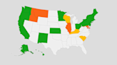 State-by-state breakdown of coronavirus travel restrictions
