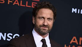 Gerard Butler on Morgan Freeman's 'Angel Has Fallen' Stunts: 'I Was Running That Guy All Over the Place'