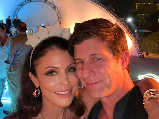Bethenny Frankel Raves About Engagement to Paul Bernon: 'The Ring Is Absolutely Beautiful'