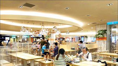 《台中》降級首週末 百貨餐廳人潮回流