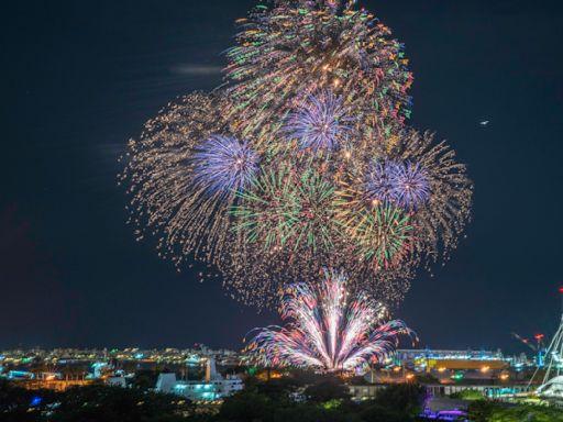 2021國慶焰火回歸高雄港灣!焰火彈最大達16吋 | 蕃新聞