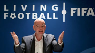 Fifa threatens World Cup bans for any players competing in breakaway European super league