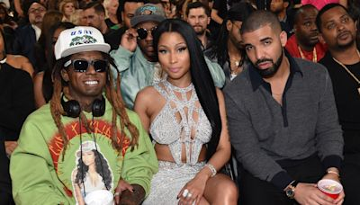 Hear Nicki Minaj's 'Beam Me Up Scotty' Mixtape With New Drake, Lil Wayne Song