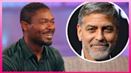 George Clooney Stopped Shooting To Speak With David Oyelowo's Dad | Kelly Extras