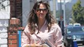 Jennifer Garner unfazed by Bennifer bliss during stylish Los Angeles errand outing