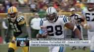 Wyche, Silver reflect on Charles Woodson's career