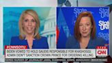 CNN Host Confronts Psaki on Biden Giving Saudi Prince a Pass on Khashoggi Murder