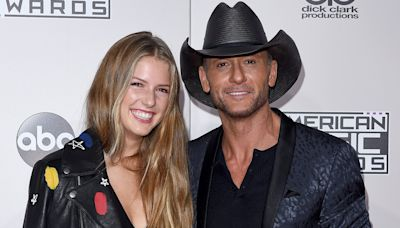Tim McGraw Is a 'Proud Pop' After Daughter Maggie Earns Master's Degree: 'Such Admiration'