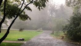 Storms bring heavy rain to central Pennsylvania