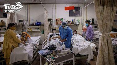 印度更大疫情海嘯快來! 估六月確診達五千萬