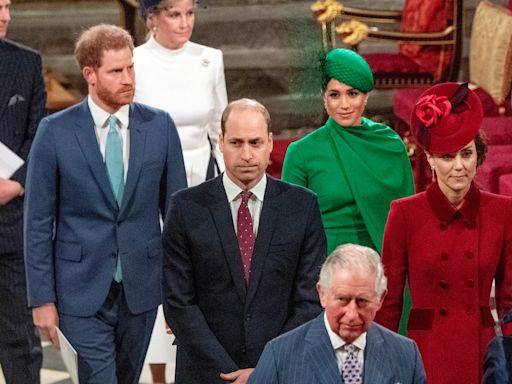 哈利梅根出書惹毛王室 傳查理威廉出手「嚴懲」