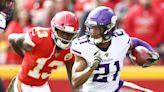 Chiefs trade for Vikings cornerback Mike Hughes, sign draft picks