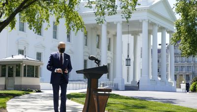 The Biden White House slowly, glacially, returns to normal