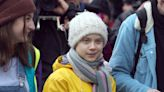 Greta Thunberg invites striking workers to join her at Glasgow protest