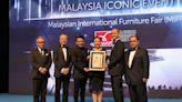 馬來西亞國際傢俱展(MIFF)榮獲首頒《馬來西亞標誌性展會大獎》