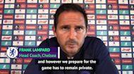 Chelsea won't target Luiz as Arsenal's 'weakness' - Lampard