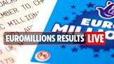 EuroMillions results LIVE: Winning numbers for tonight, February 23, 2021