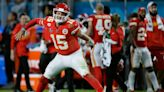 Patrick Mahomes, Chiefs have been nominated for an international sports award
