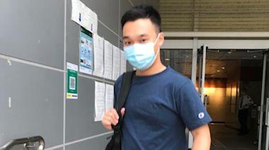 走光少女被控非法集結 稱遭警毆打扯頭髮 | 蘋果日報