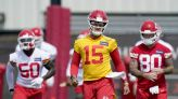 New-look Chiefs eye start of camp and continued success