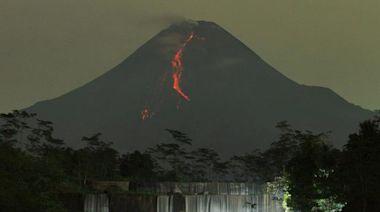 印尼默拉皮火山噴發,猜猜看是預測到了還是沒預測到?