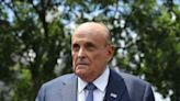 Facing several legal issues, Rudy Giuliani has reportedly laid off members of his entourage