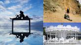 免出國!IG超夯5大打卡勝地:11樓高天堂鞦韆、台版「天空之鏡、大峽谷」超壯觀