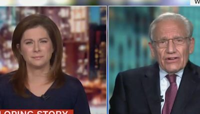 Bob Woodward likened Trump's popularity to Soviet Russia, saying the GOP has an 'iron curtain of obedience' to him