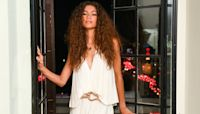 Garage Magazine Fêted Cover Star Zendaya With a Dinner in L.A.