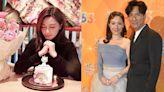 湯洛雯34歲生日 馬國明祝身體健康被嫌「行」 - 娛樂放題 - 娛樂追擊