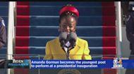 Harvard Graduate Amanda Gorman Makes History With Inaugural Poem
