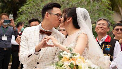 疫情趨緩快結婚!花蓮春秋季聯合婚禮僅相隔1週