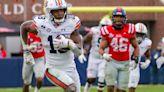 Auburn football opens as very slight favorite vs Ole Miss