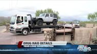 Court docs allege drug trafficking conspiracy after multimillion-dollar home raided