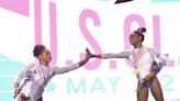 東奧》美國黑珍珠小試身手 七度奪下全美全能女子冠軍