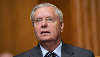 Lindsey Graham's New Spin On Trump's COVID-19 Failings Is Too Much For Folks Online