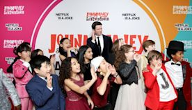 John Mulaney Reveals How He Named His New Netflix Special 'John Mulaney & the Sack Lunch Bunch'