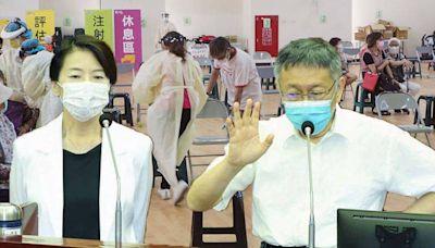 台北市擬推健康通行證 打滿2劑疫苗「綠燈」進出各場所