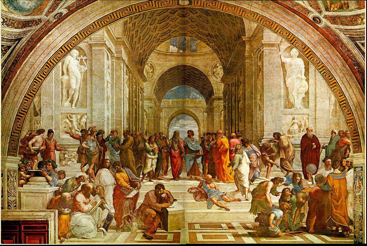 Raphael and The School of Athens | Art History