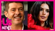 Emily Ratajkowski Claims Robin Thicke Groped Her on 'Blurred Lines' Set