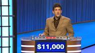 Matt Amodio's $1.5 million 'Jeopardy!' run finally ends at 38 wins