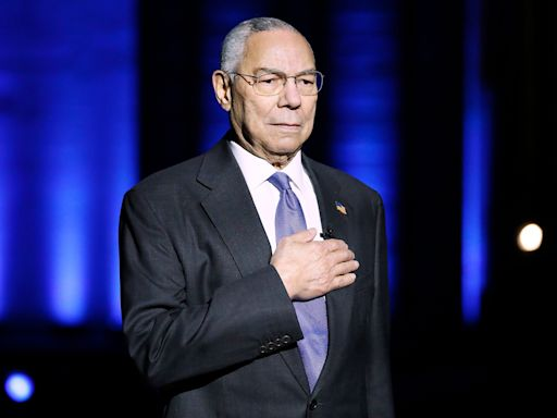 Tributes from government leaders pour in over the death of former Secretary of State Colin Powell