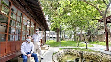 竹市2警察宿舍 轉型藝文展覽空間
