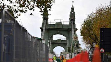 Tories' Shaun Bailey pledges to build bridge across the Thames at Hammersmith