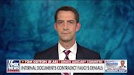 Tom Cotton: It's time for Tony Fauci to be held accountable