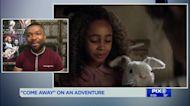 David Oyelowo talks new fantasy film 'Come Away'